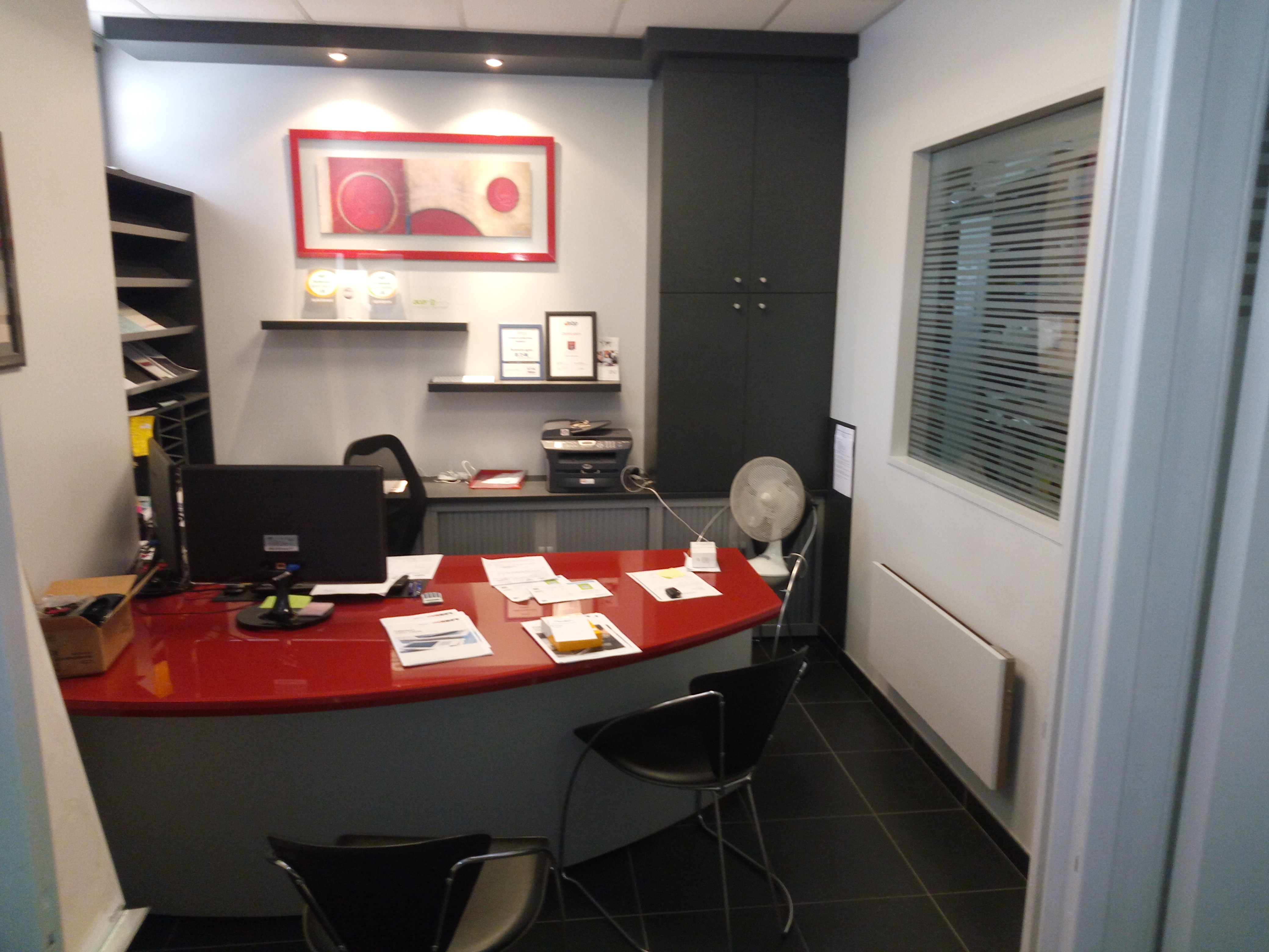 Locaux bureaux sur chamb ry r f 7164 cpl immobilier for Bon garage chambery