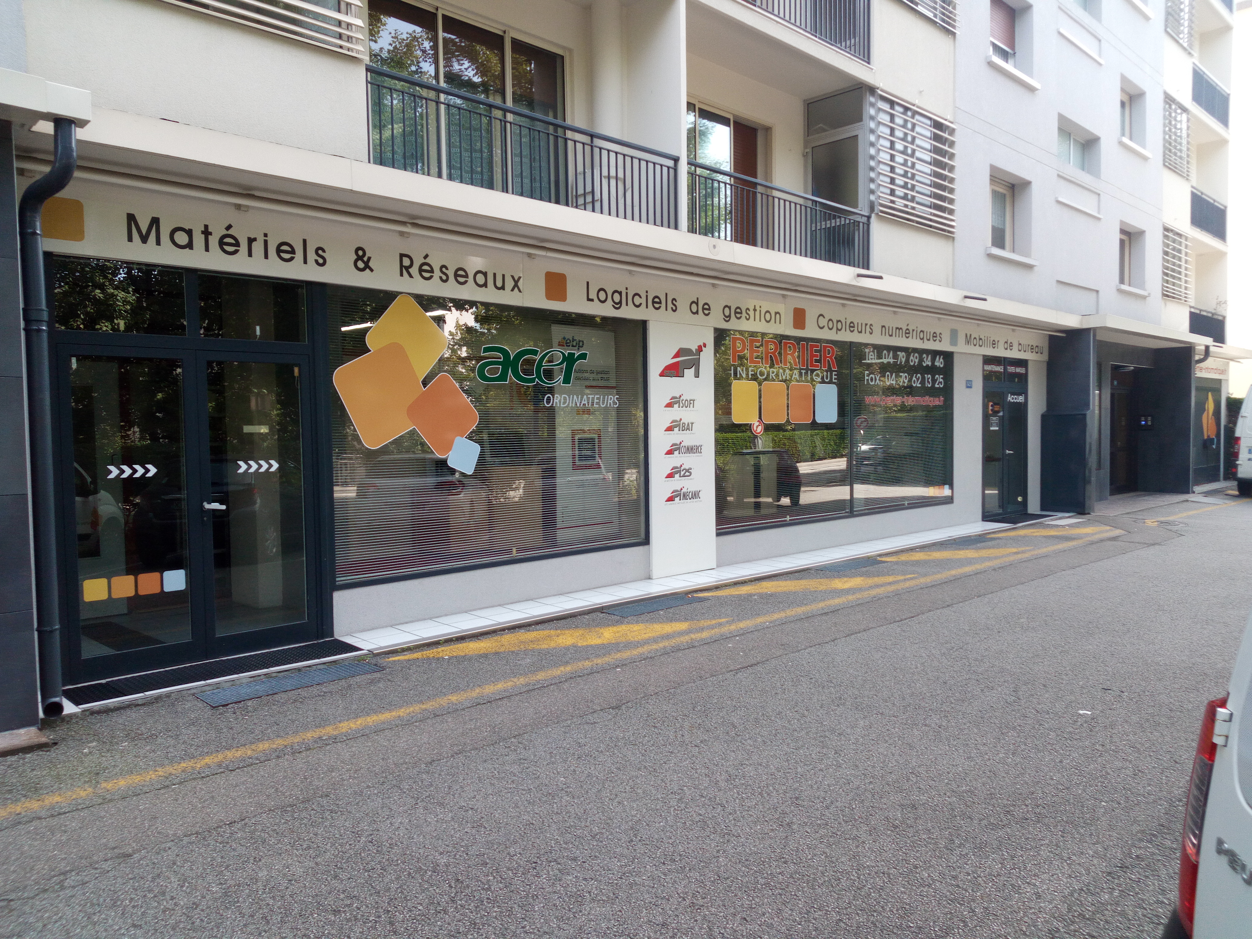 Locaux bureaux sur chamb ry r f 7164 cpl immobilier - Location garage chambery ...